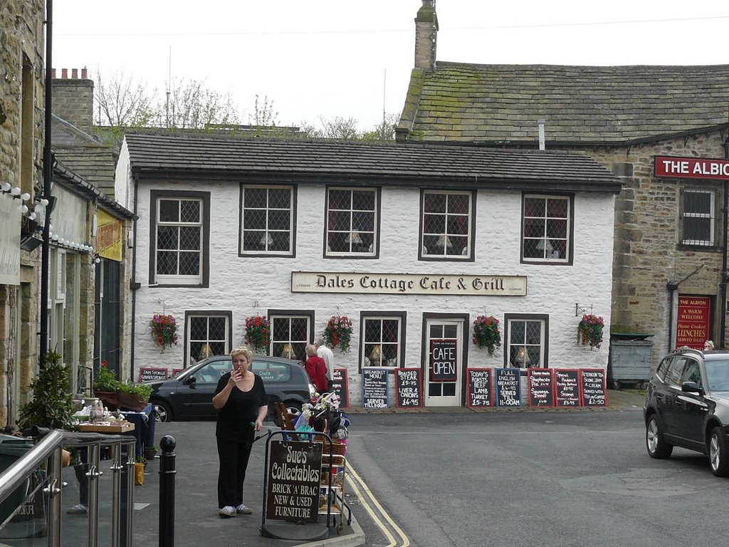 The Dales Cottage Cafe & Grill, Skipton