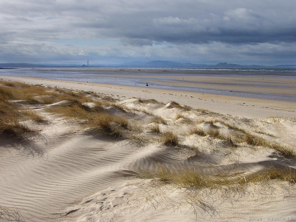 Aberlady view to Edinburgh