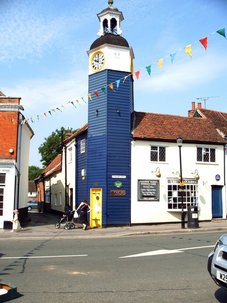 The Clock Tower, Coggershall