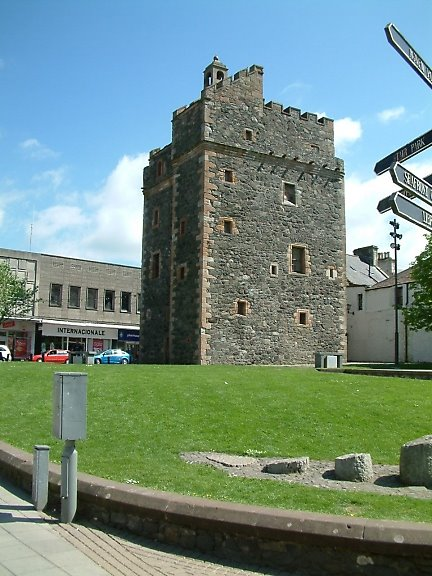 Castle of St.John, Stranraer