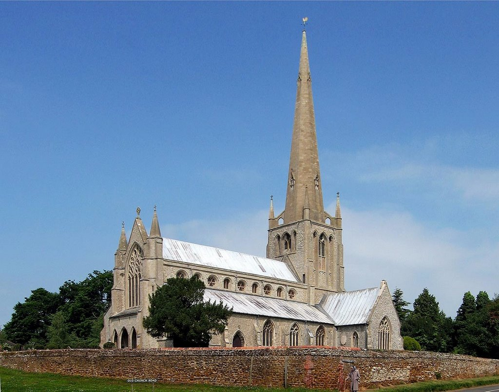 St Mary - Snettisham