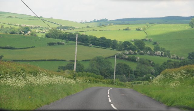 a488 to clun 31may