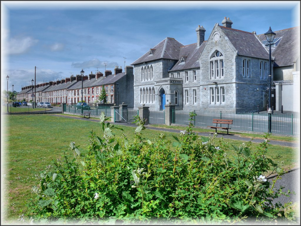 """The Institute"" - College Square, Bessbrook"