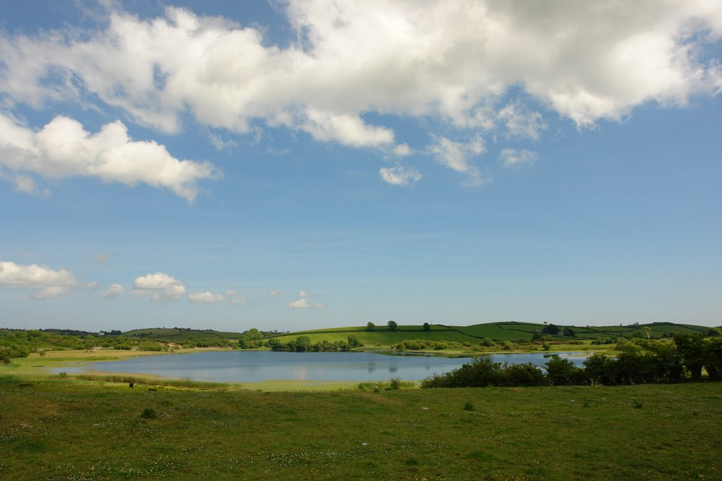 Lough outside Ballynahinch