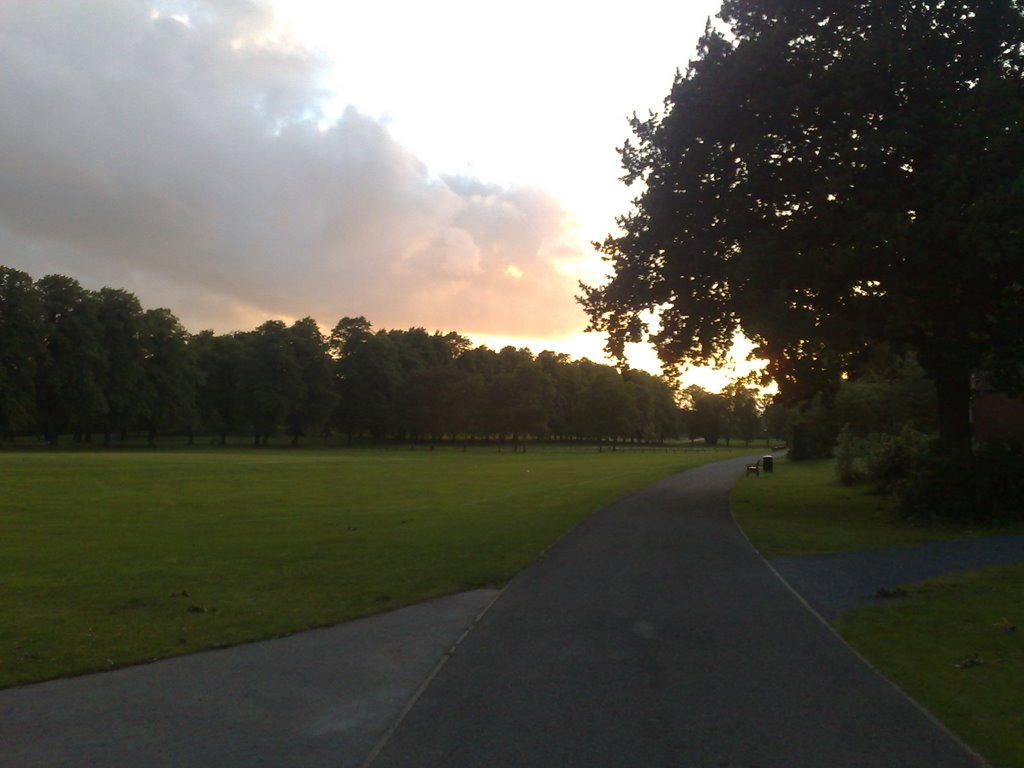 Lurgan Park - Cricket Ground - 2008