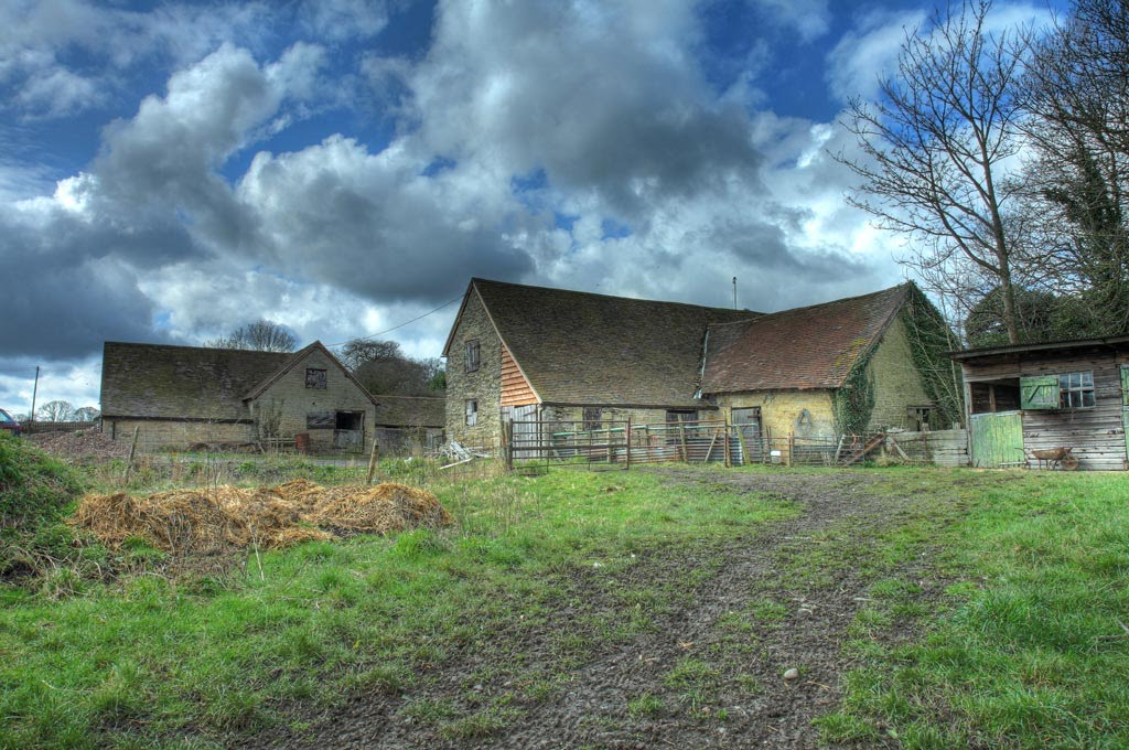 Bridge Farm, Onibury