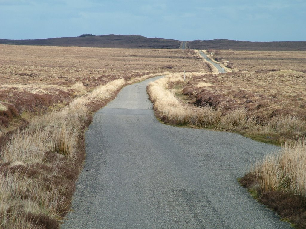 Pentland Road, Isle of Lewis