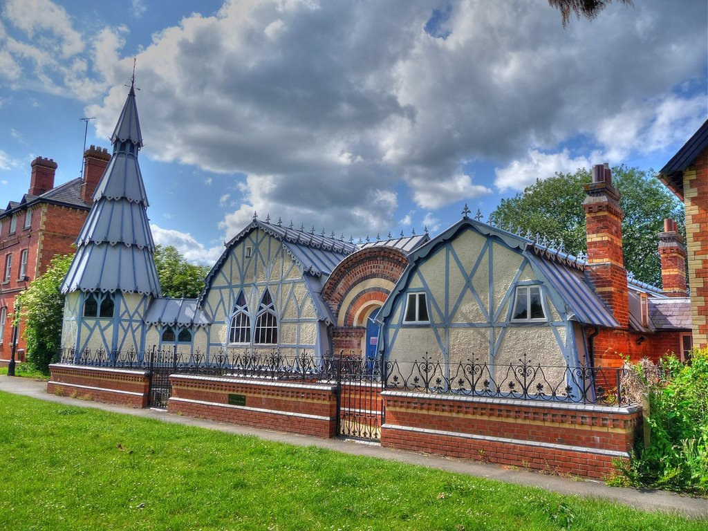 Tenbury Wells Pump Rooms