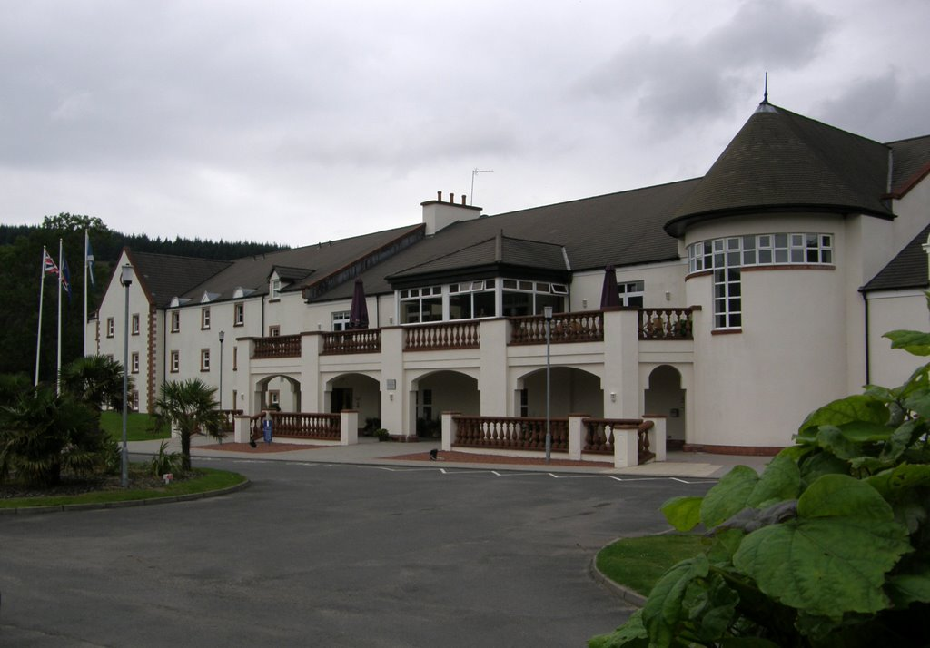 Auchrannie Spa