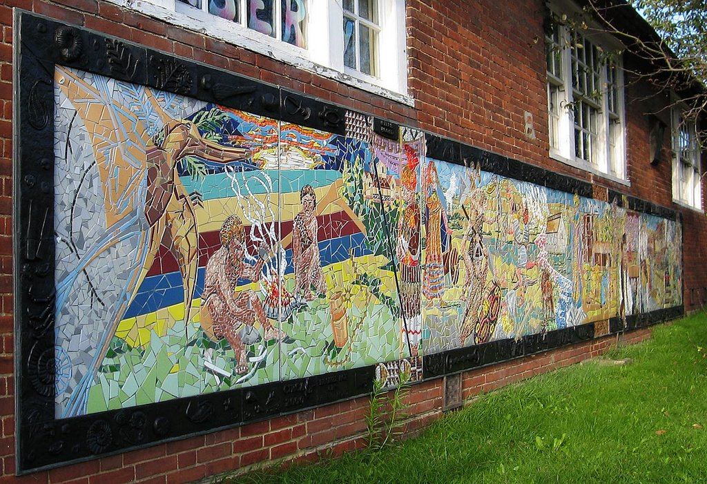 The Story of Otford Mosaic