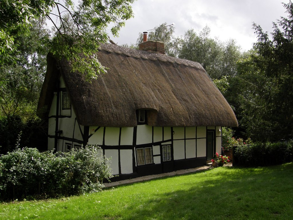 """The Thatched Cottage"""