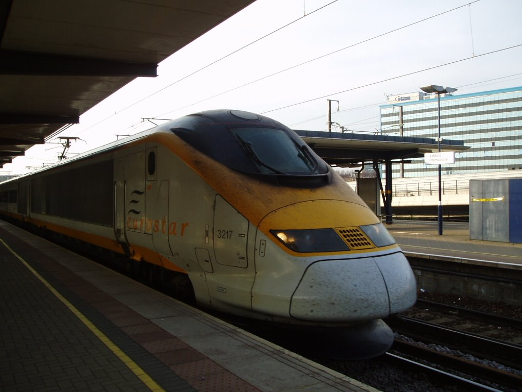 Eurostar at Ashford International