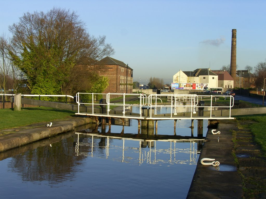 Forth & Clyde Canal, Camelon, Falkirk