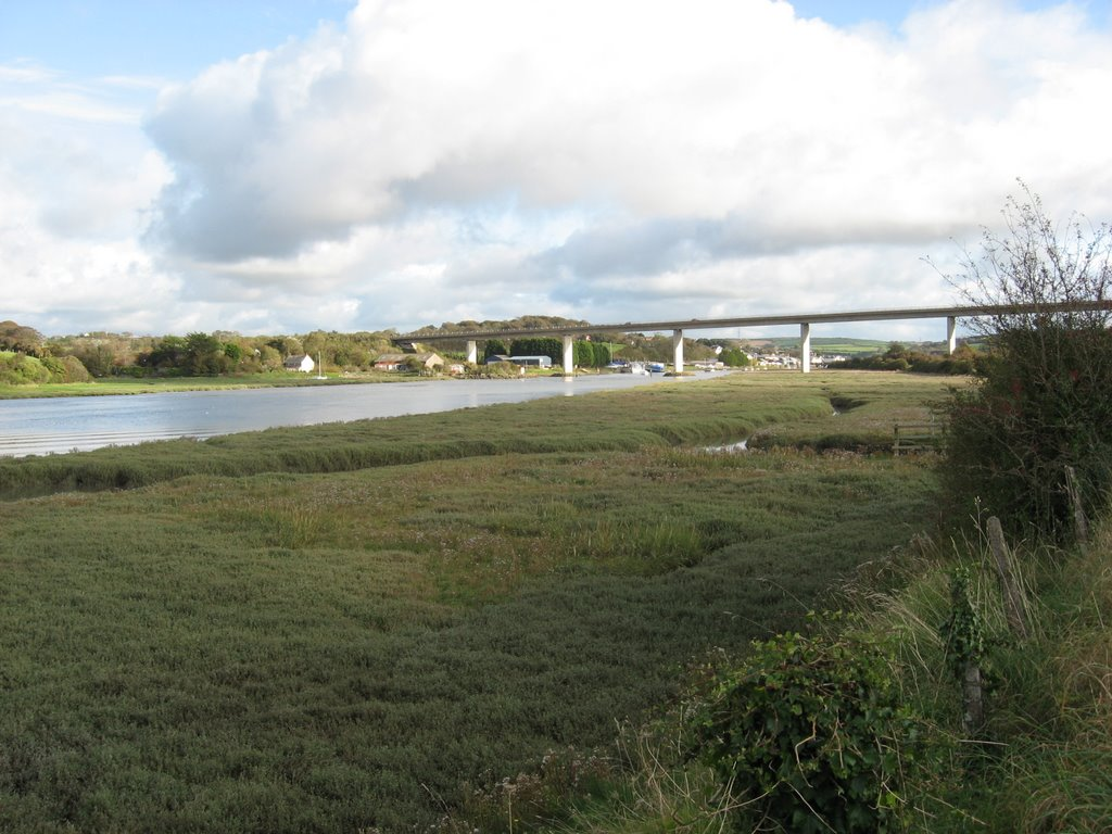A39 Roadbridge near Wadebridge.
