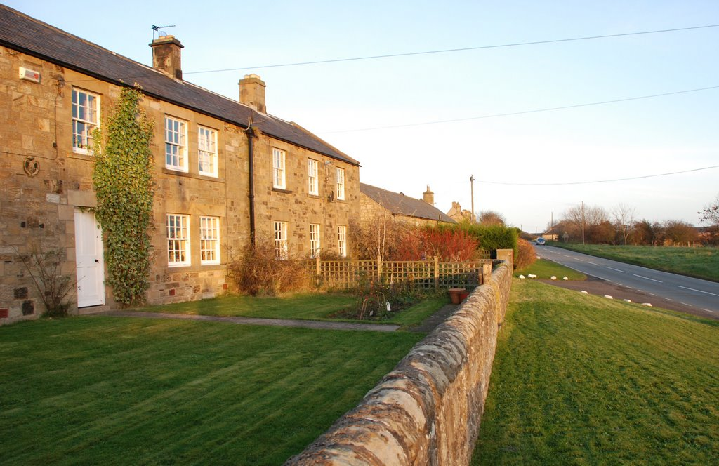 Cottages - Berwick Hill