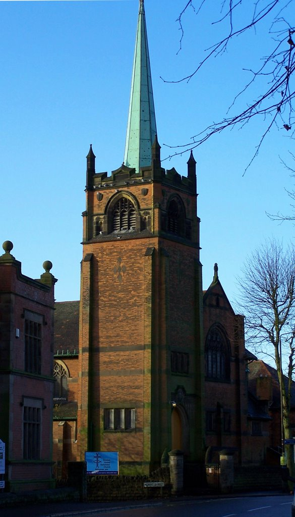 United Reform Church Ilkeston