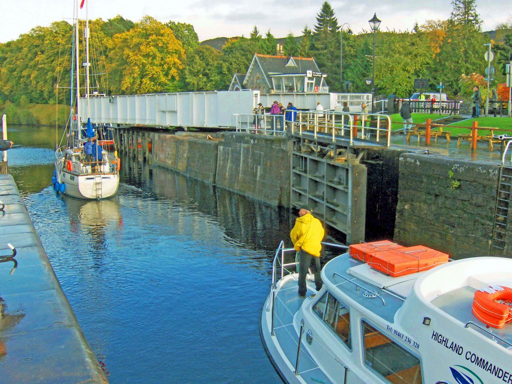 Leaving the Last Lock before Nessie