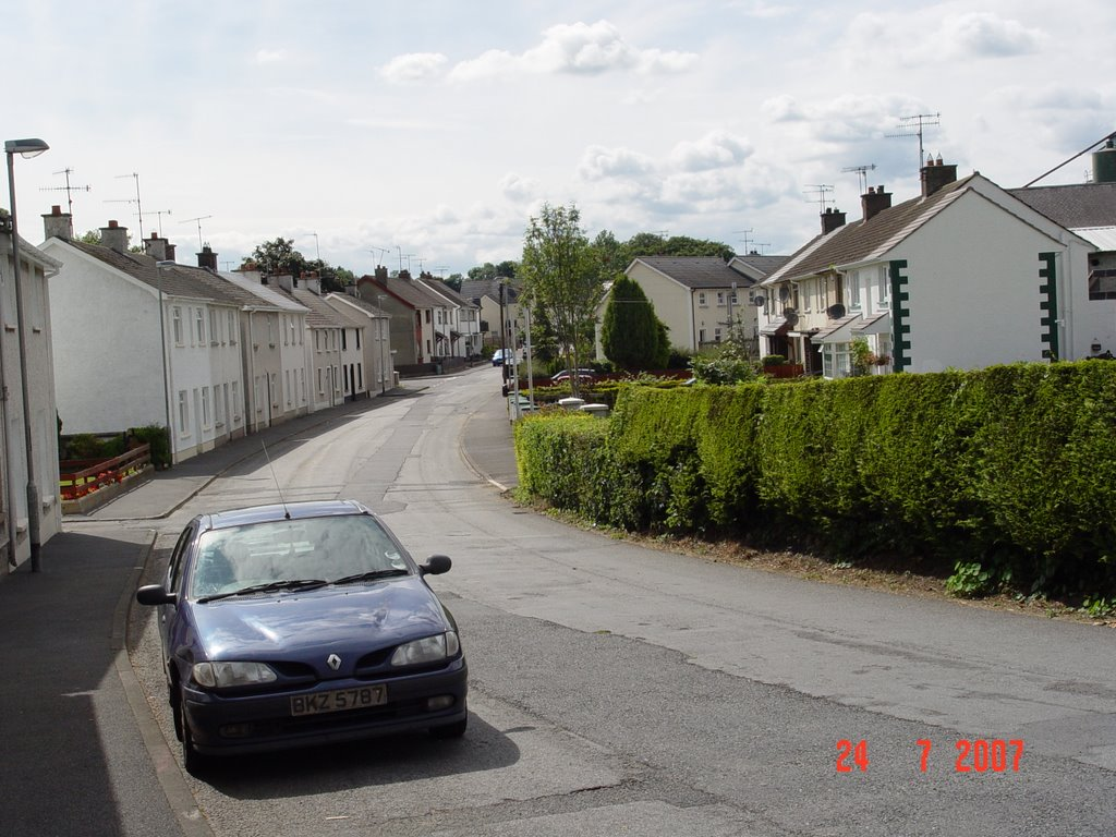 Hammond Street, Moneymore, Northern Ireland.