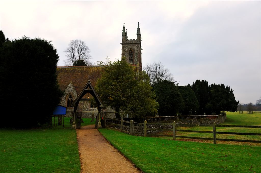 St Nicholas Church ~ Chawton ~ Hampshire