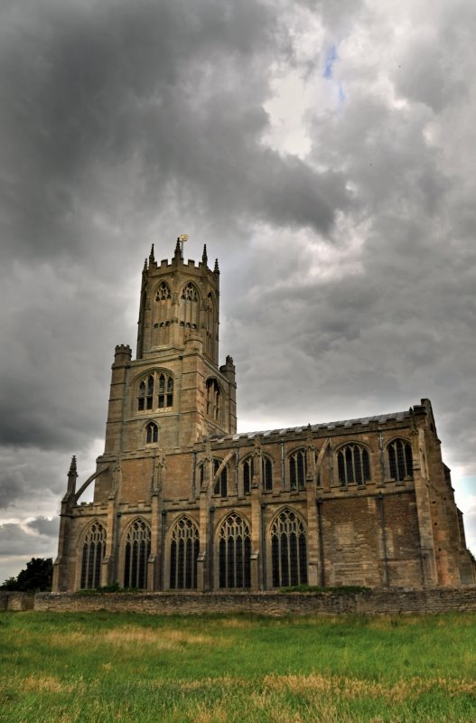Fotheringhay Church