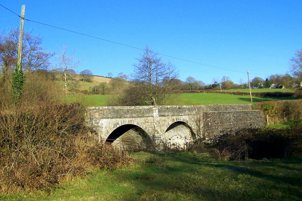 Bridge over the Grannell