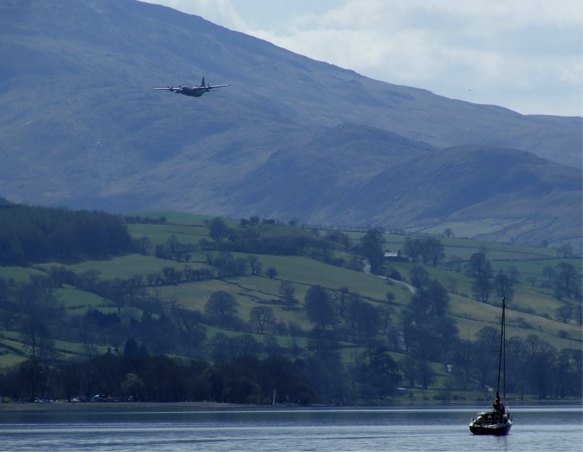 Air and Water Transport, Llyn Tegid