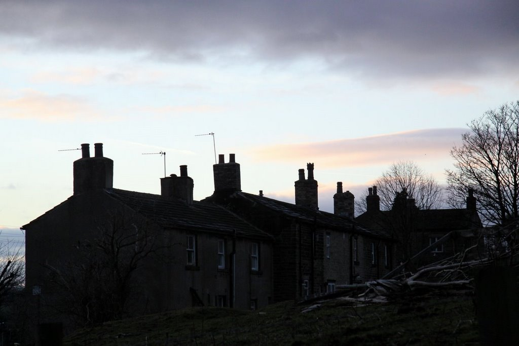 Lower Bankhouse, Pudsey, Leeds, UK, 12/2008, (MT)