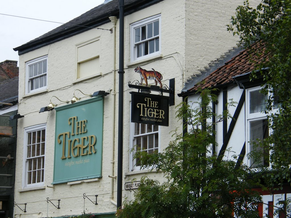 The Tiger, Market Place, Driffield