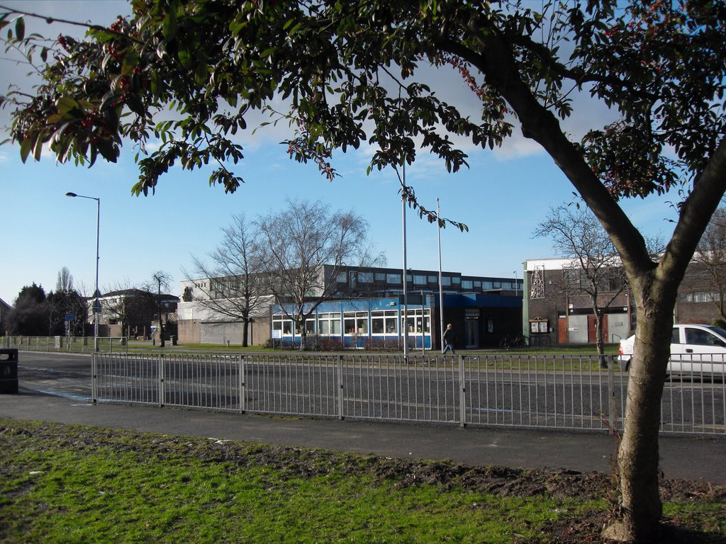 Immingham Library & Civic Centre
