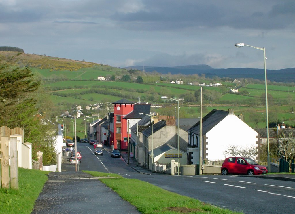 Main St. Claudy