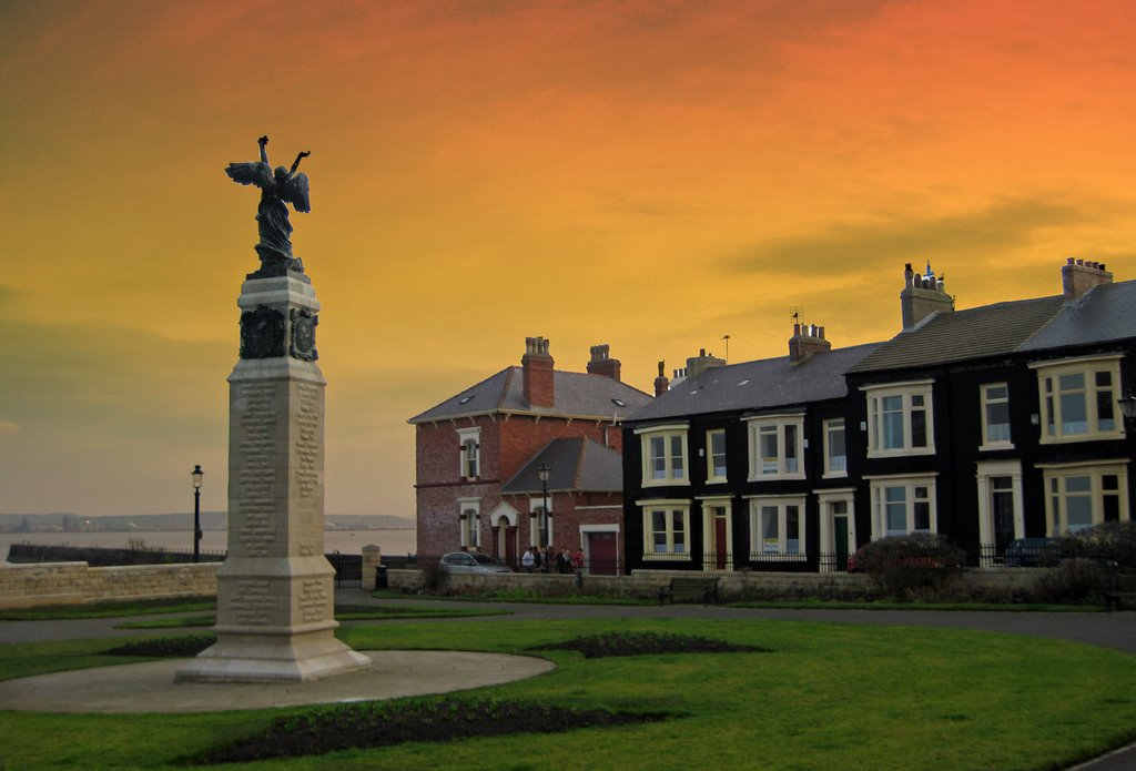 Hartlepool Headland War Memorial Honourable Mention March Competition
