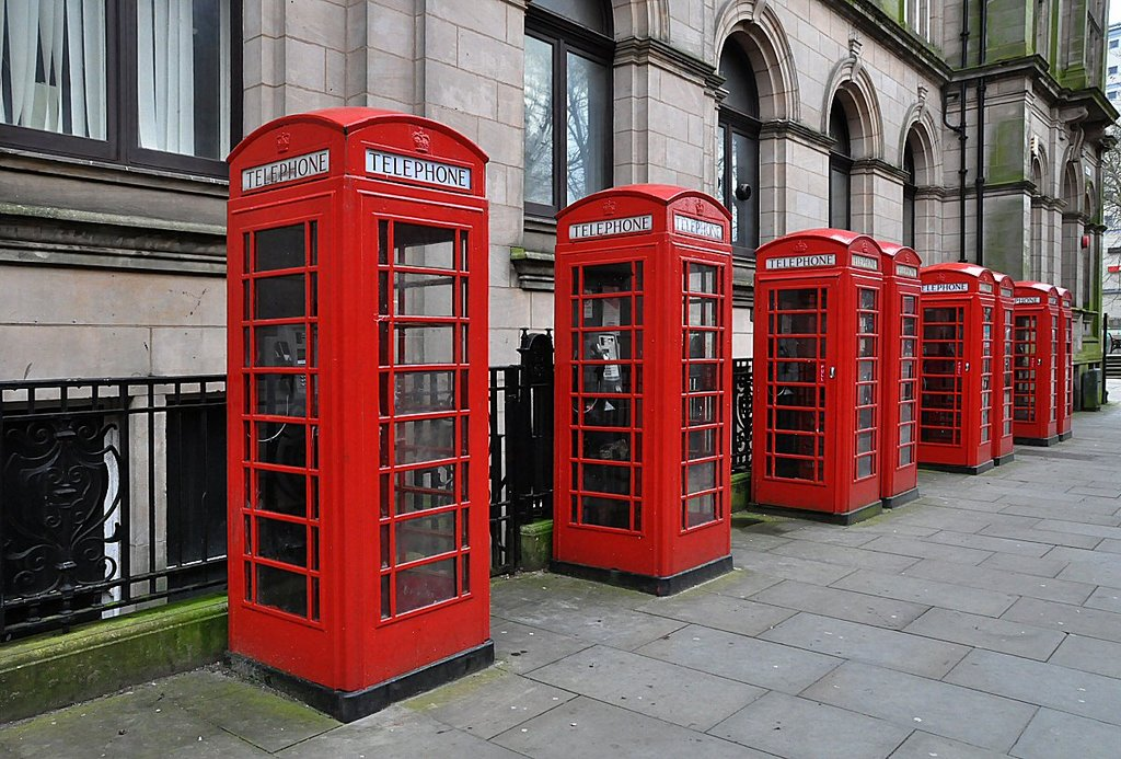 Where all the red phone boxes have gone