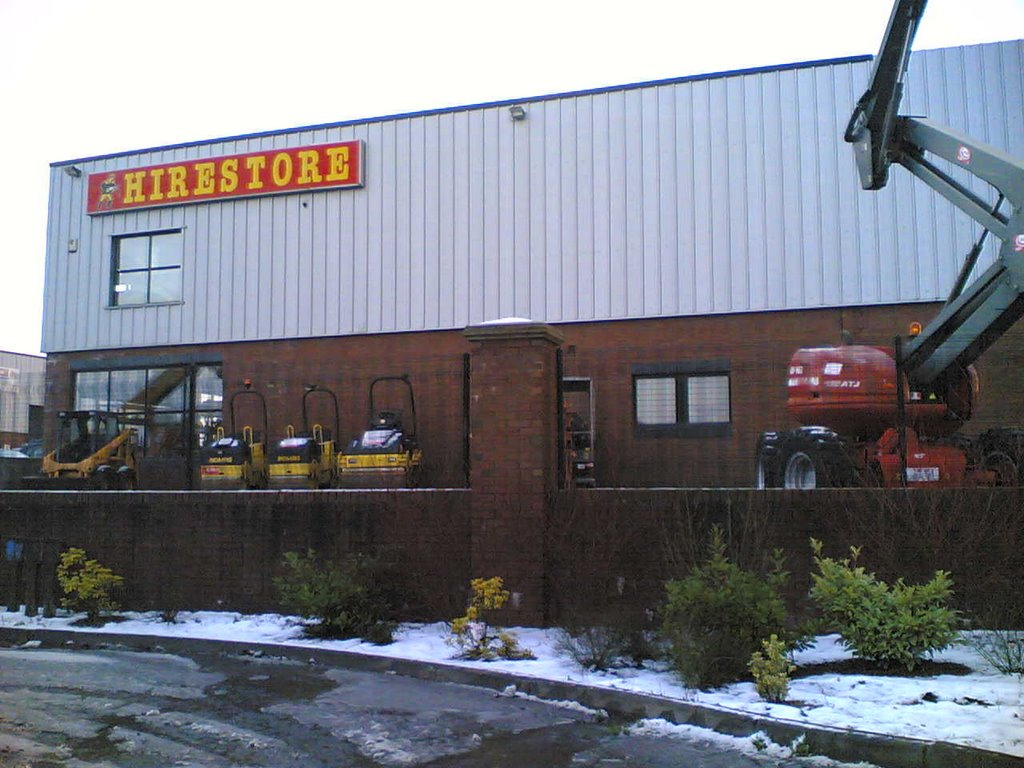 Hirestore Dungannon Plant And Tool Hire