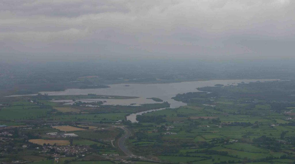 Lough Beg, near Toome, Co. Antrim.