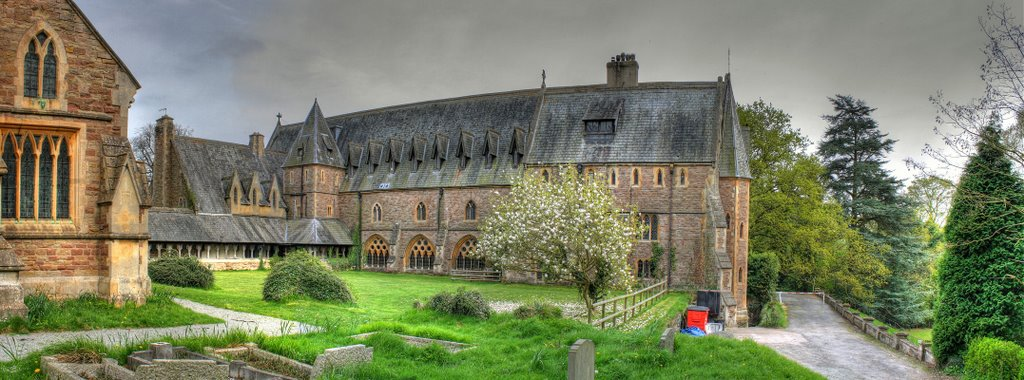 St Michaels college nr Tenbury Wells