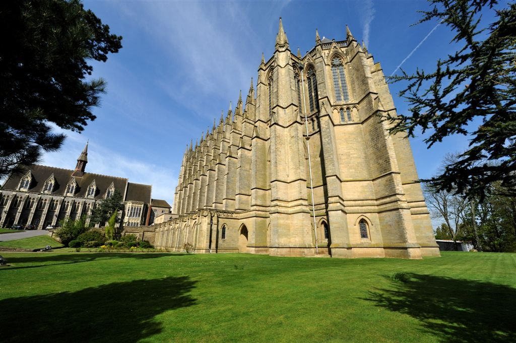 Lancing College ~~ Sussex