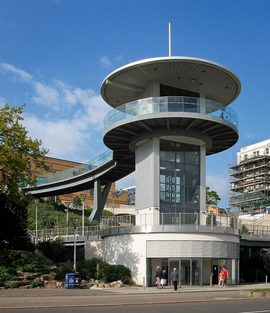 Southend-on-Sea Promenade Lift
