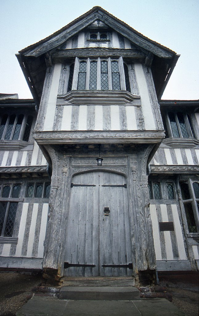 Lavenham - The Guildhall of Corpus Christi
