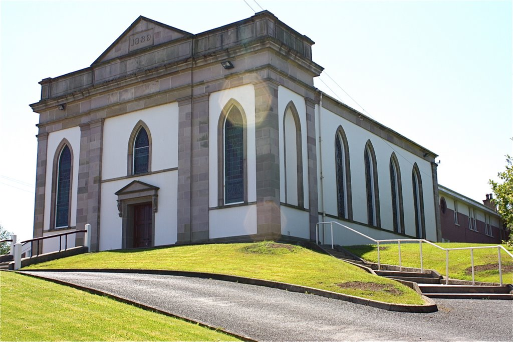 2nd Comber Presbyterian Church, COMBER. Co Down.
