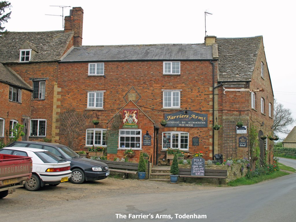 The Farriers Arms, Todenham