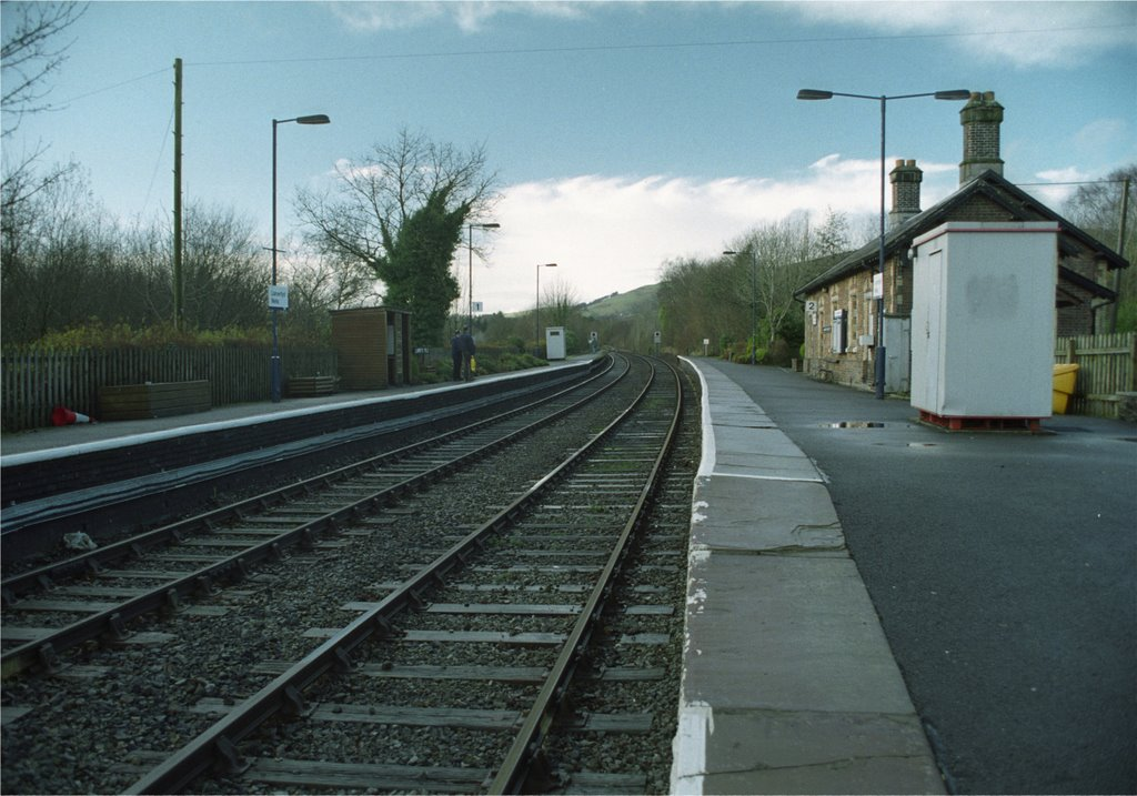 Llanwrtyd Wells railway station