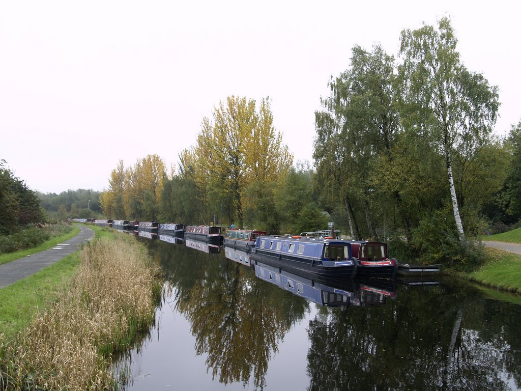 Falkirk canal