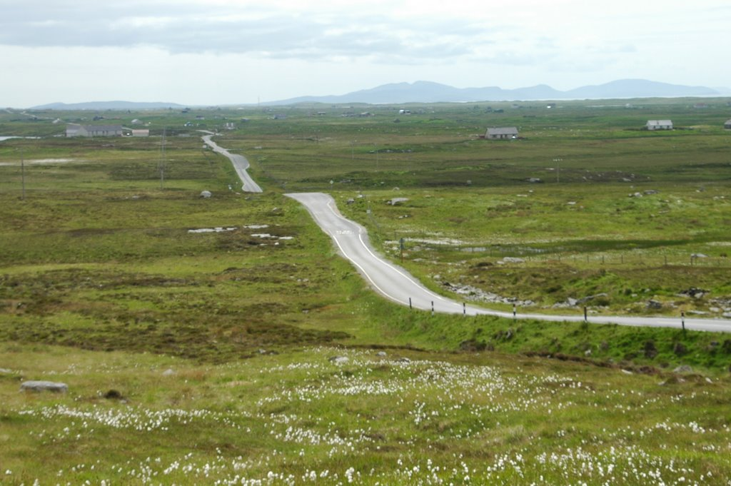 South Uist, rush hour