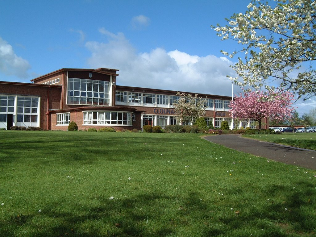 Clounagh Junior High School