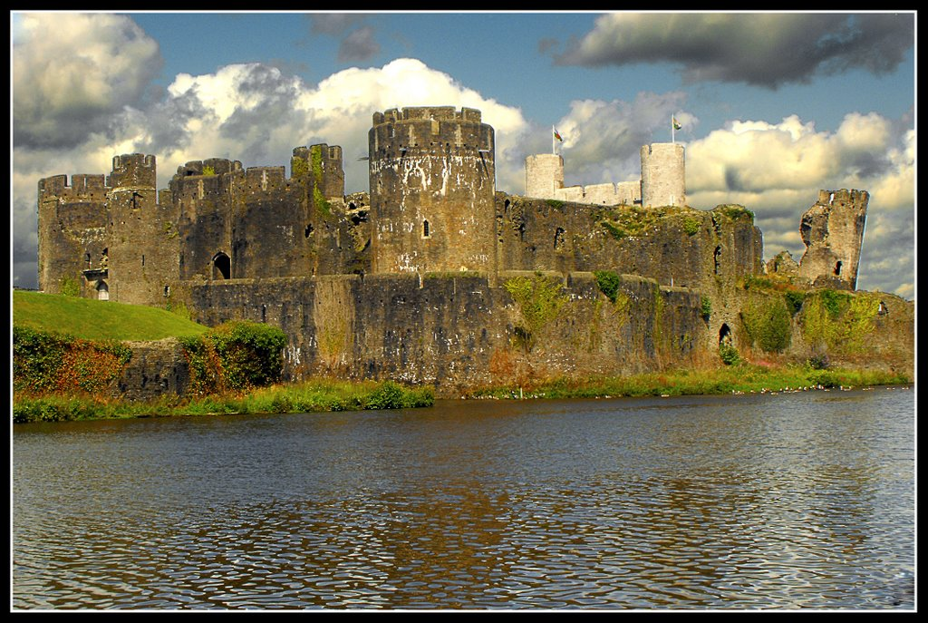 Caerphilly Castle