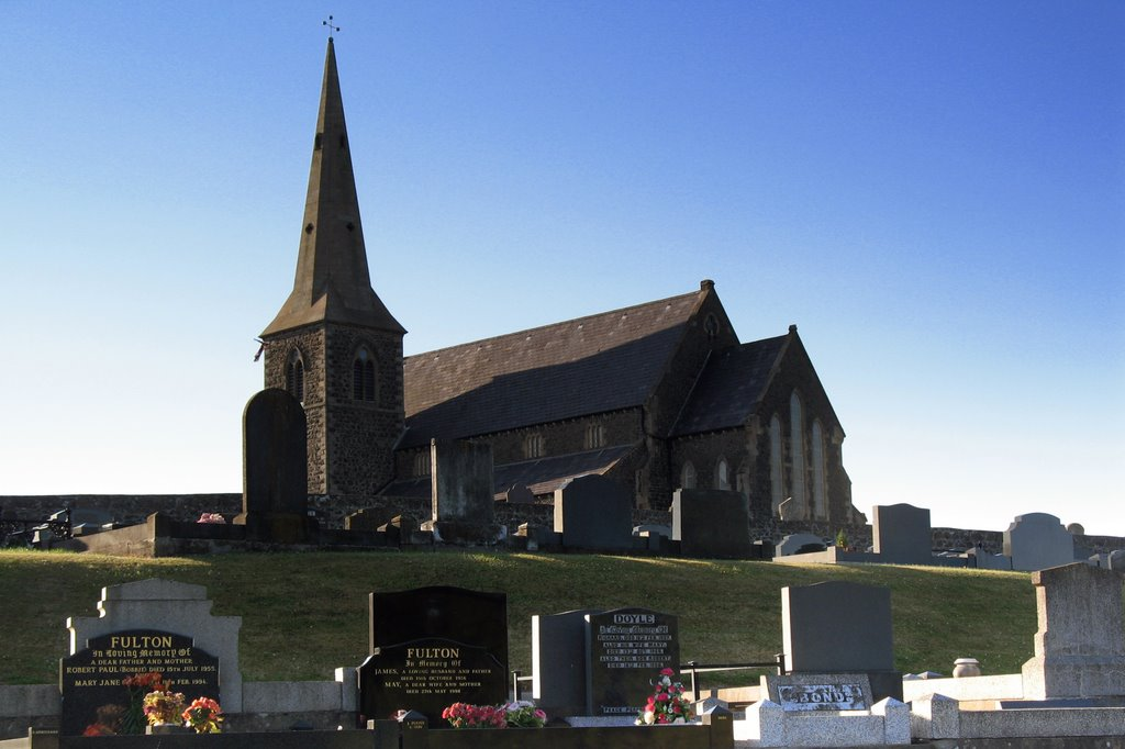 Drumcree Church Cemetery