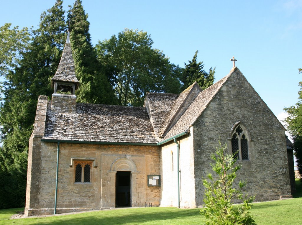 Stowell, Parish Church, St Leonard