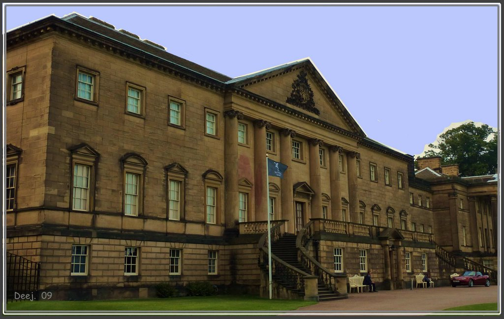 Nostell  Priory..