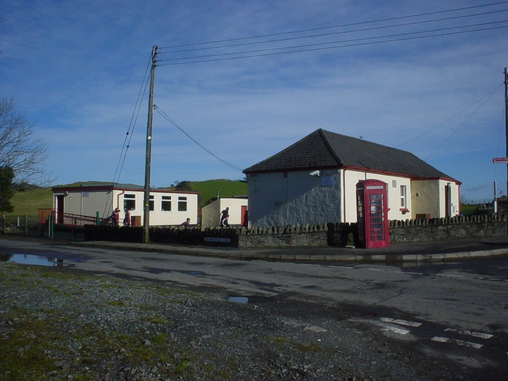 Guiness Primary School, Dunmore, near Ballynahinch