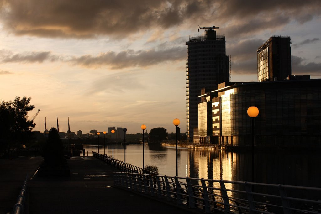 Salford, the Quays